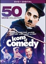 Icons Of Comedy Collection