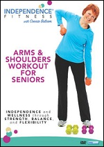 Independence Fitness - Arms & Shoulders Workout For Seniors