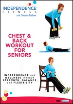 Independence Fitness - Chest & Back Workout For Seniors