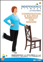 Independence Fitness - Coordination & Balance Workout For Seniors
