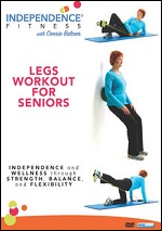 Independence Fitness - Legs Workout For Seniors