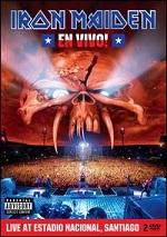 Iron Maiden - En Vivo! - Live At Estadio Nacional, Santiago