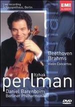 Itzhak Perlman - Beethoven / Brahms Violin Concertos