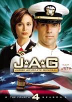 JAG - The Complete Fourth Season