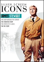 James Stewart - Silver Screen Icons