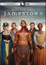 Jamestown - The Complete Collection