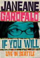 Janeane Garofalo - If You Will - Live In Seattle