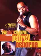 Jeffrey Osborne - Jazz Channel Presents - BET On Jazz