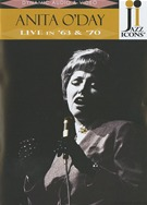 Anita O´Day - Live In 63 & 70 - Jazz Icons