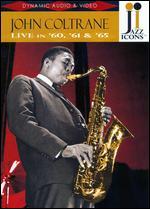 John Coltrane - Jazz Icons