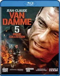 Jean-Claude Van Damme: 5 Movie Collection (BLU-RAY)