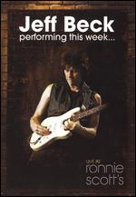Jeff Beck - Performing This Week... Live At Ronnie Scott´s