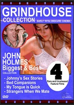 John Holmes - The Biggest And The Best 4-film Collection