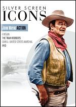 John Wayne Action - Silver Screen Icons