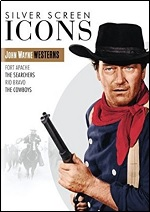 John Wayne Westerns - Silver Screen Icons