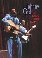 Johnny Cash - At Town Hall Party 1958-1959