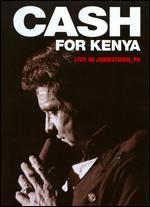 Johnny Cash - Cash For Kenya - Live In Johnstown, Pa