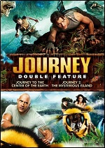 Journey To The Center Of The Earth / Journey 2: The Mysterious Island
