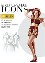 Judy Garland - Silver Screen Icons