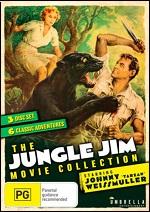 Jungle Jim Movie Collection - Vol. 1