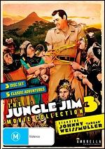 Jungle Jim Movie Collection - Vol. 3