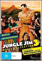 Jungle Jim Movie Collection - Vol. 3