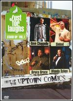 Just For Laughs - Stand-Up Vol. 1 - Best Of The Uptown Comics