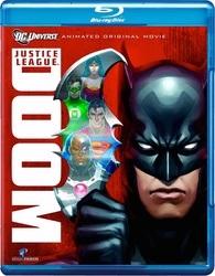 Justice League - Doom (BLU-RAY + DVD)