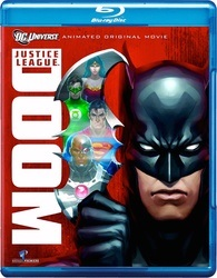 Justice League - Doom (BLU-RAY + DVD)