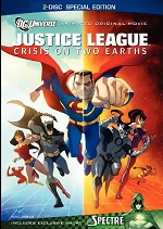 Justice League - Crisis On Two Earths - Special Edition