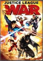 Justice League - War