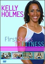 Kelly Holmes - First Steps To Fitness