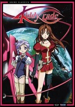 Kiddy Grade - The Complete Series - Anime Classics