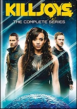 Killjoys - The Complete Series
