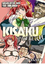 Kisaku The Letch - Vol. 3