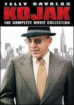 Kojak - The Complete Movie Collection