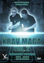 Krav Maga Israeli Self-Defense - Vol. 2: Intermediate Techniques