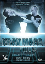 Krav Maga Israeli Self-Defense - Vol. 3: Advanced Techniques