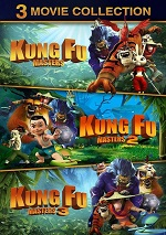 Kung Fu Masters - 3 Movie Collection