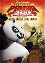 Kung Fu Panda - Legends Of Awesomeness - Good Croc, Bad Croc