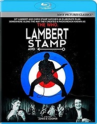 Lambert And Stamp (BLU-RAY)