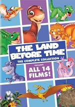 Land Before Time - The Complete Collection