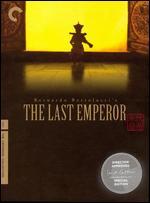 Last Emperor - Criterion Collection