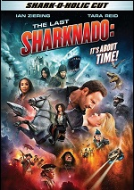 Last Sharknado - It's About Time