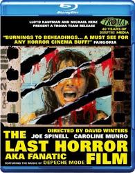 Last Horror Film (BLU-RAY)
