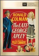 Late George Apley