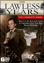 Lawless Years - The Complete Series