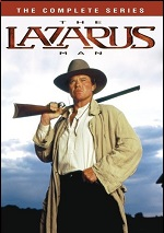 Lazarus Man - The Complete Series