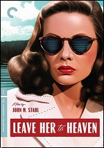 Leave Her To Heaven - Criterion Collection
