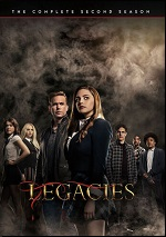 Legacies - The Complete Second Season